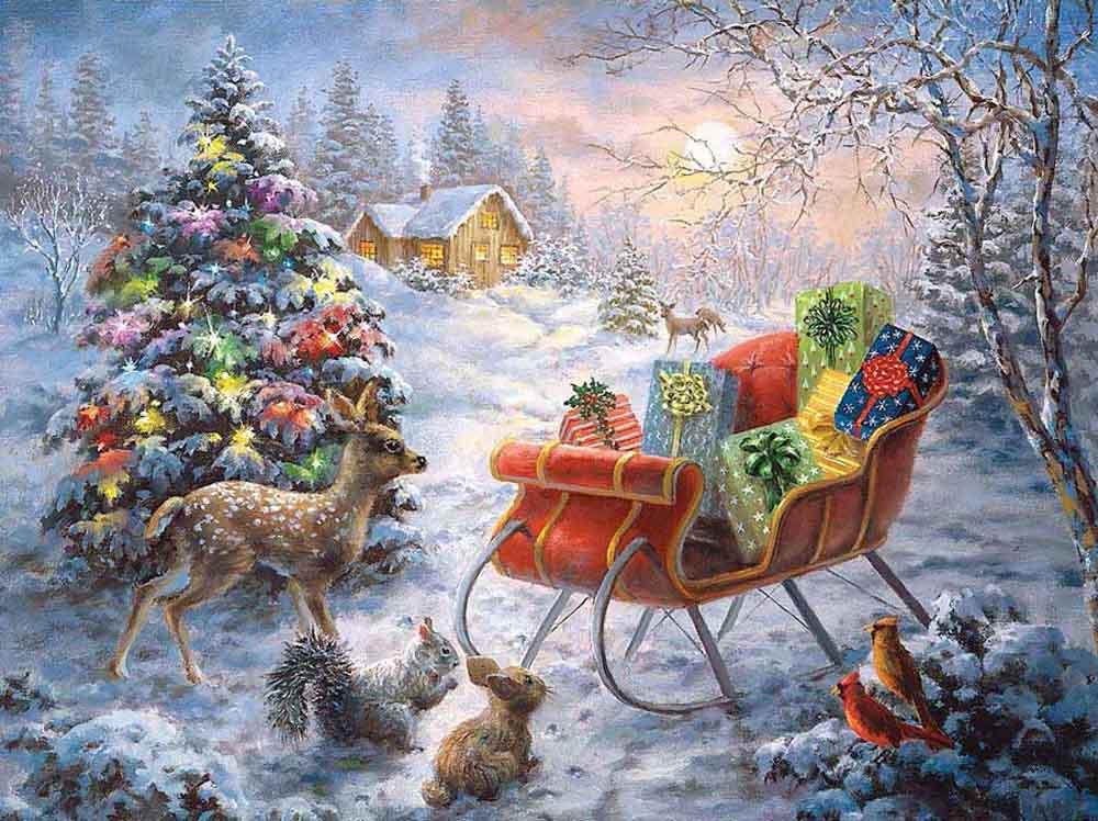 Скачать песню новый год к нам идёт и все мы верим минус