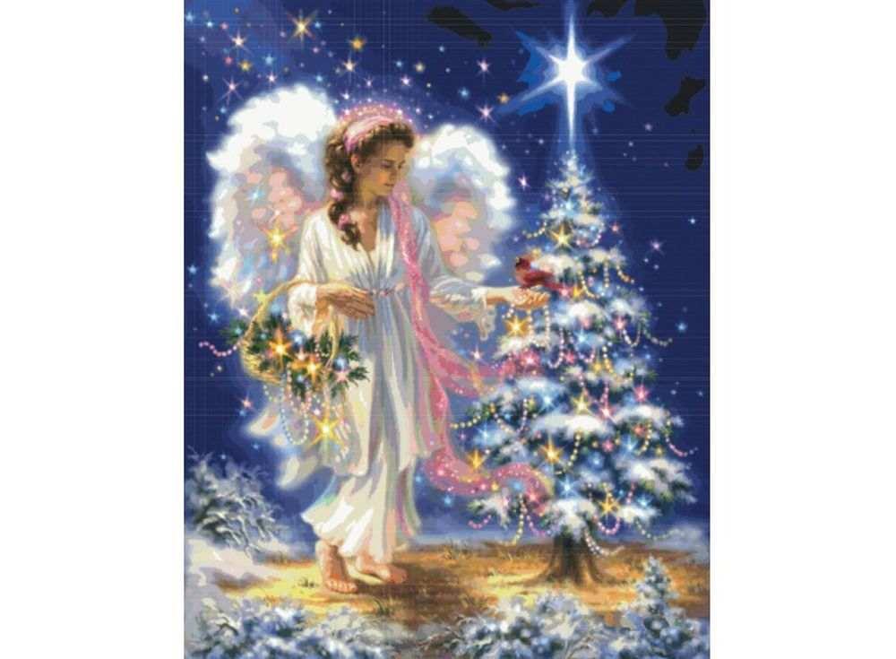 Ангелы на новый год