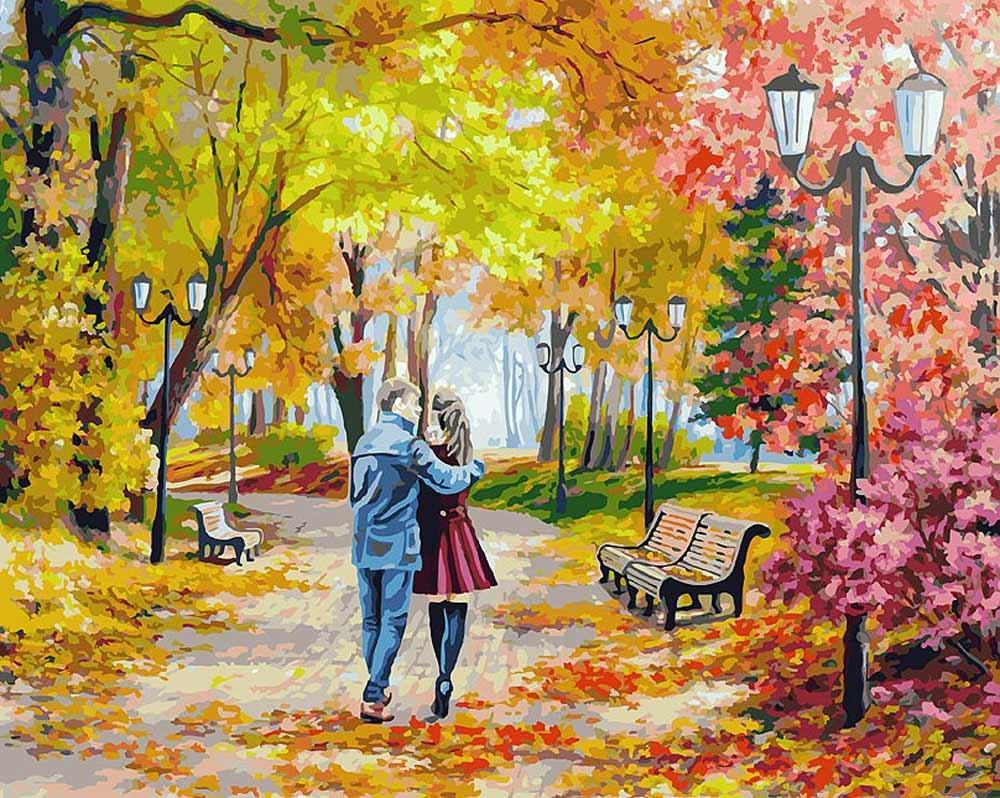 появления картинки красивой осени нарисовать отдыхал ахтополе, или