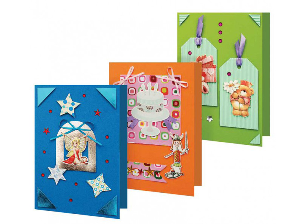 Набор праздничных открыток