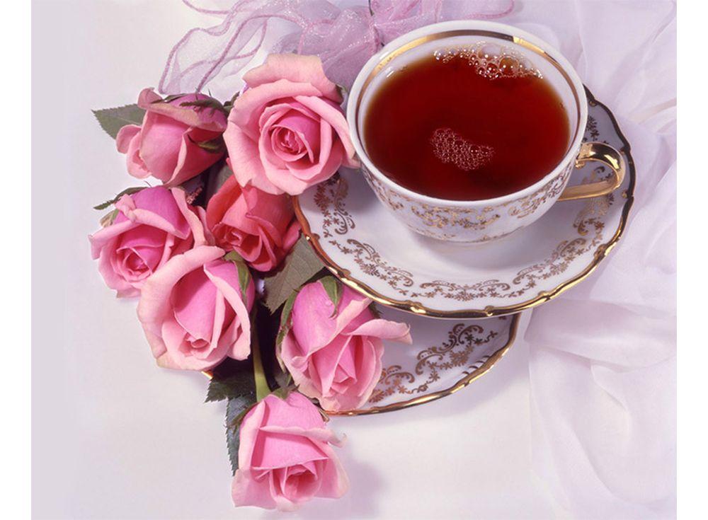 открытки с пожеланиями отличного настроения и прекрасного чаепития