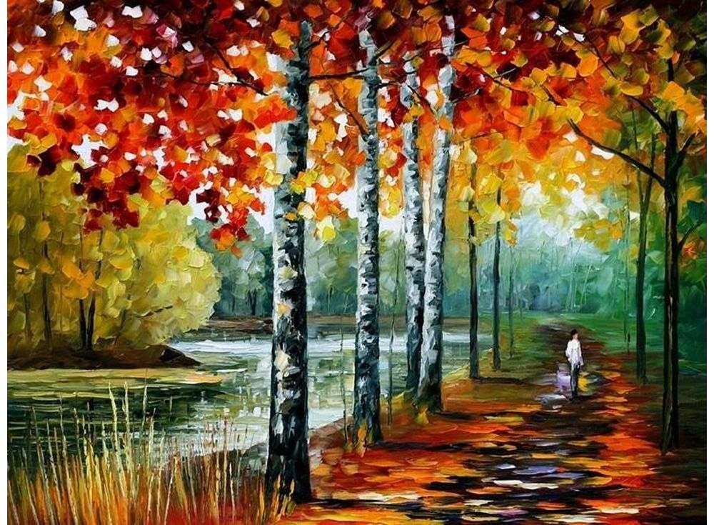 капуста фото рисунок осени красками одной
