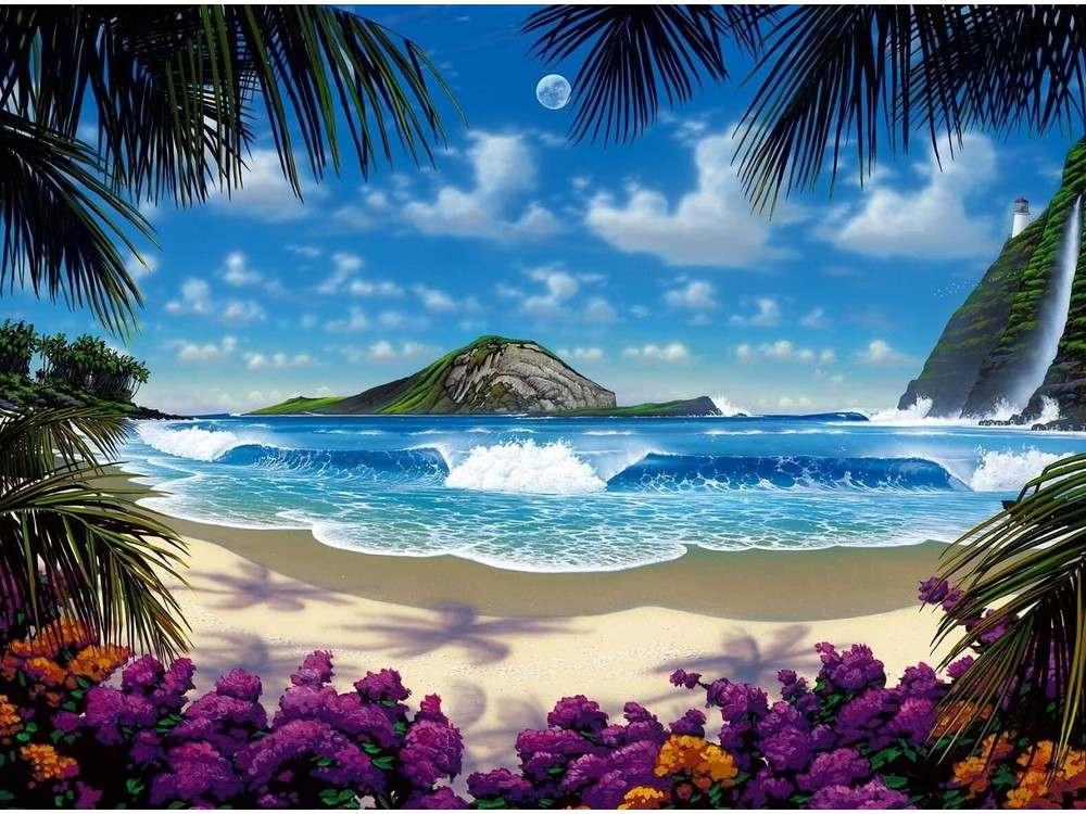 картинки райских уголков на телефон красивые отличное время