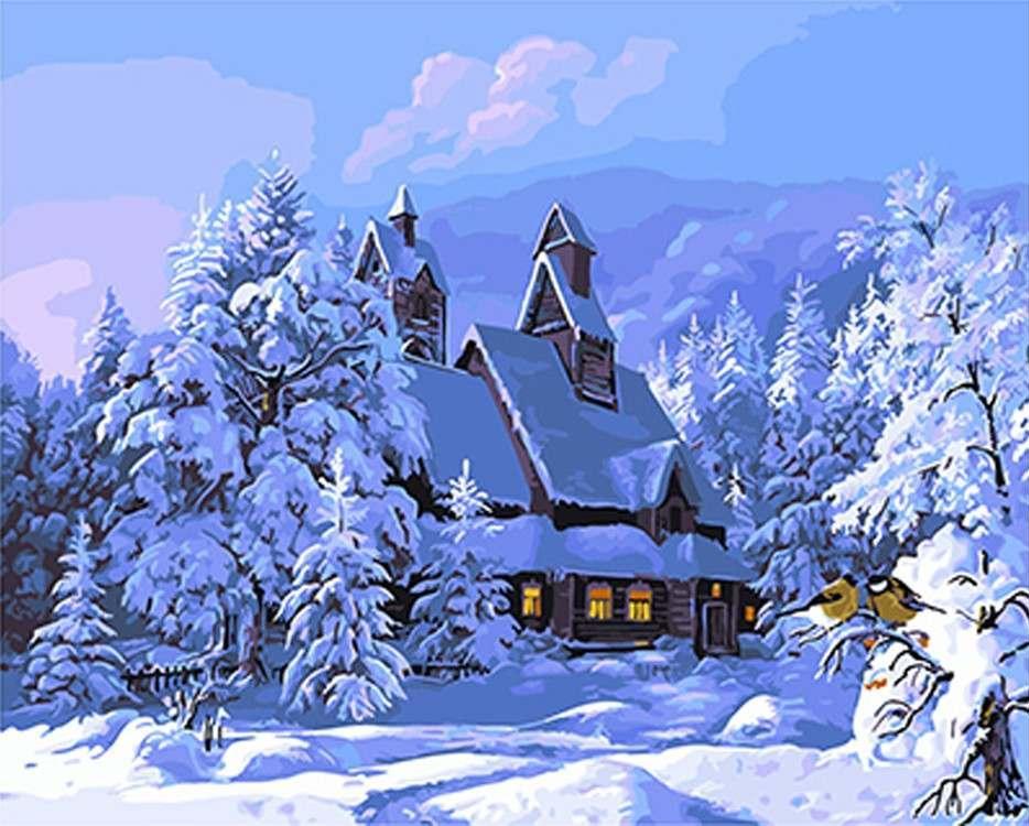 подумал, картинка снежные домики приготовления заварного
