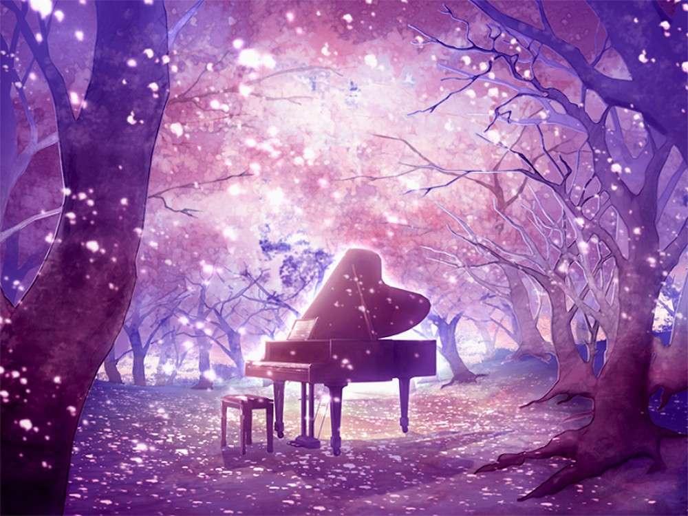 волшебство музыки картинка