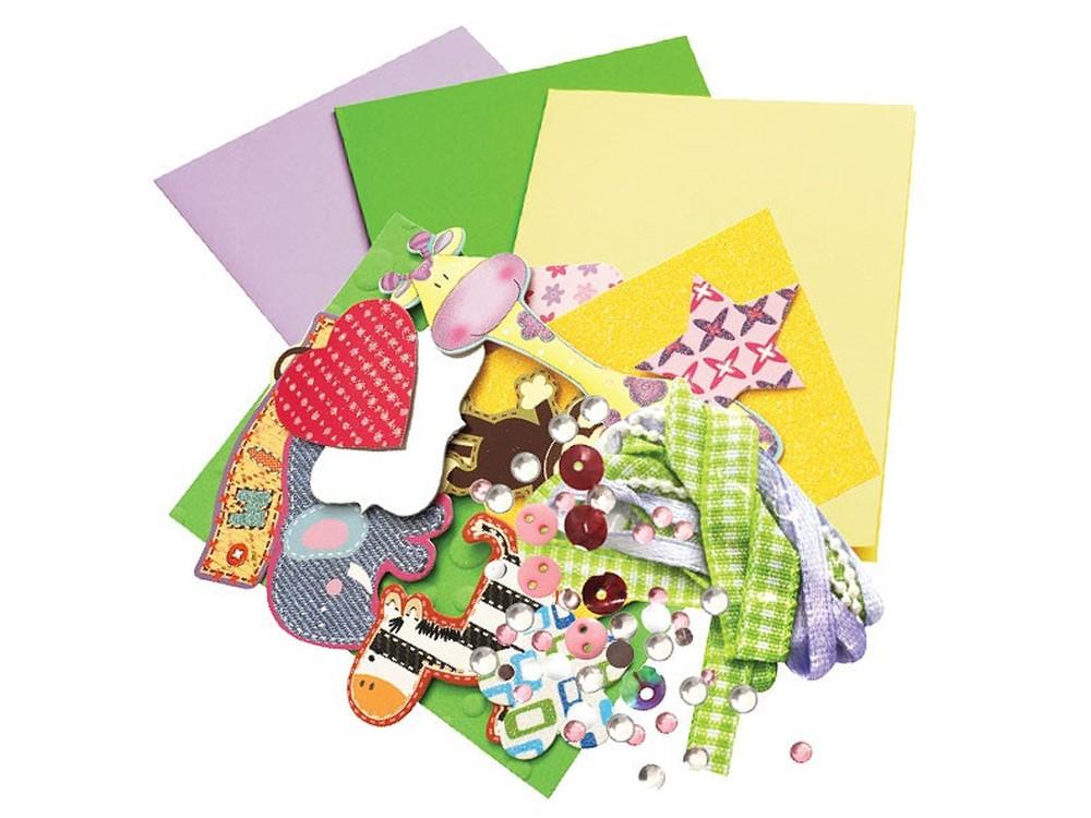 Наборы по изготовлению открыток