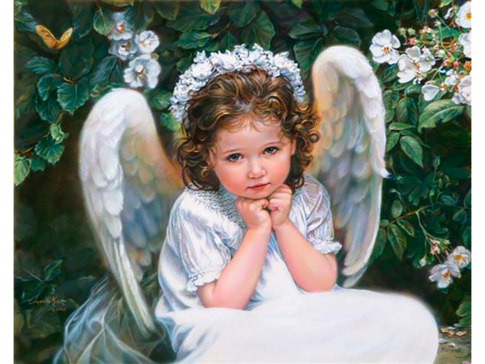 Картинки где написано ангел