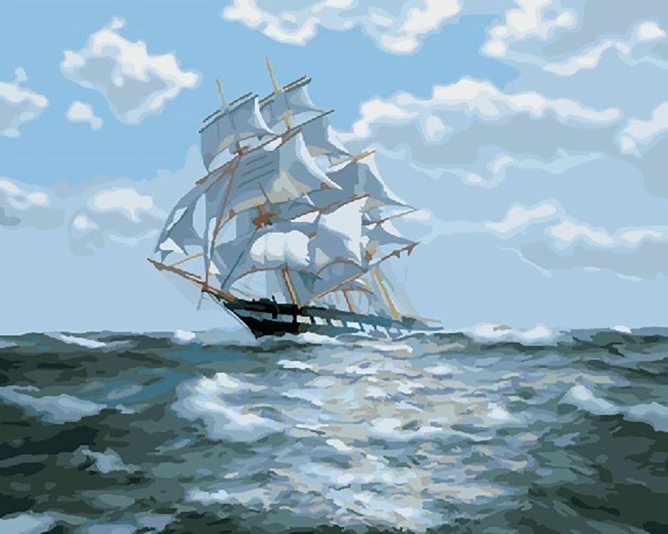Обои на тему кораблей