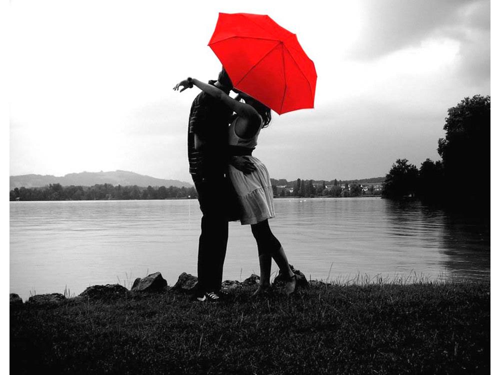 Красные картинки про жизнь