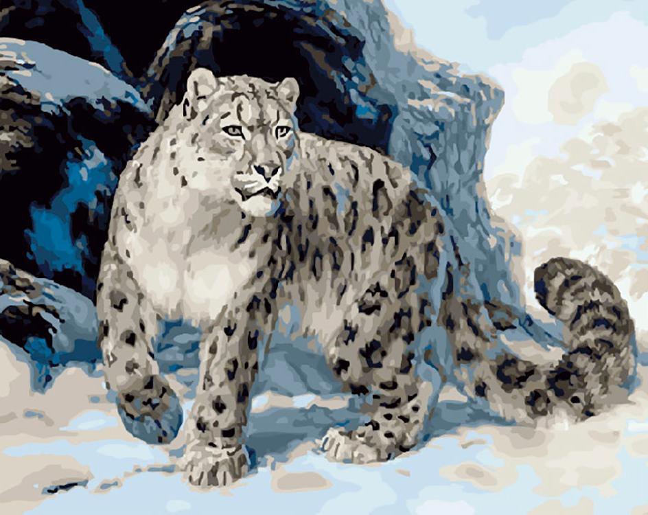 Картинки снежных барс