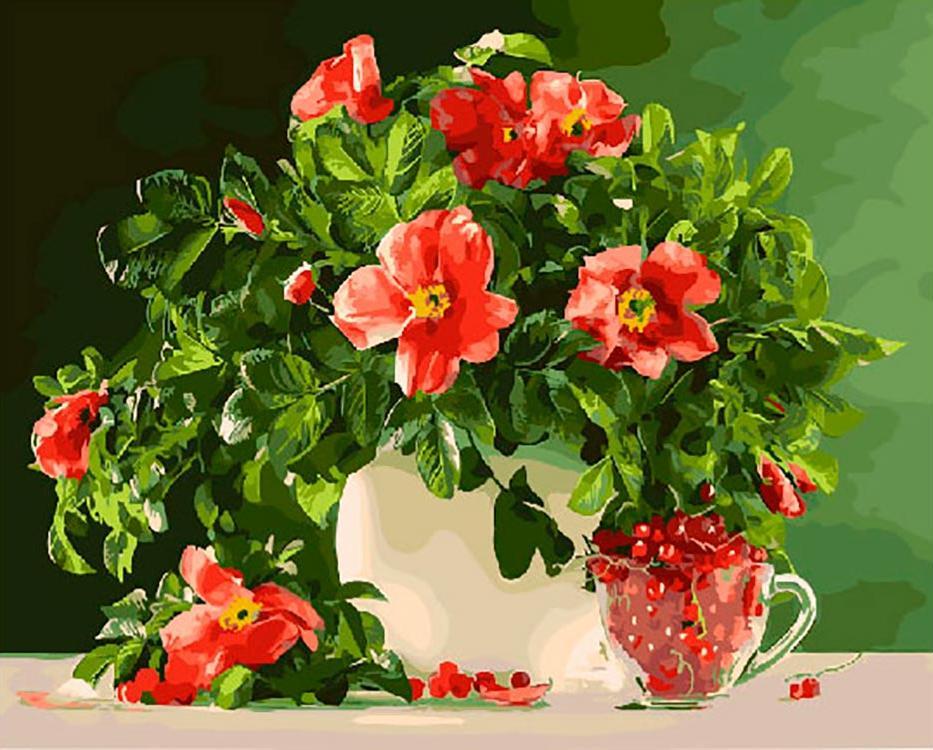 Открытки с прекрасным настроением с цветами
