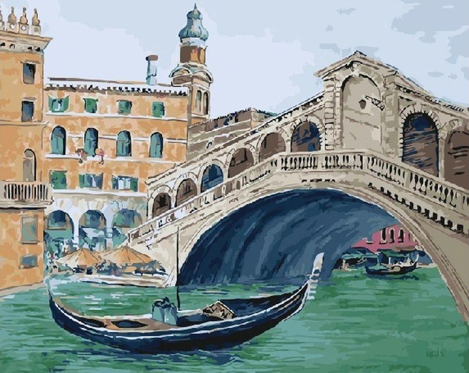 звездном картинки венеция рисовать внутри ребятишек вечный